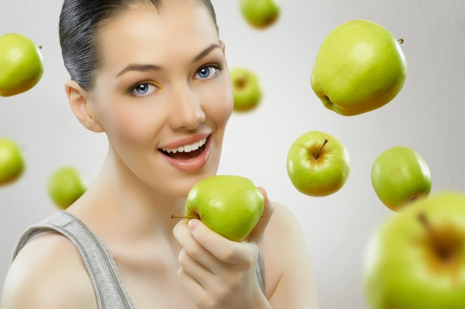 Coma uma maçã por dia