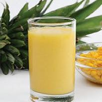 Suco de milho verde em três versões