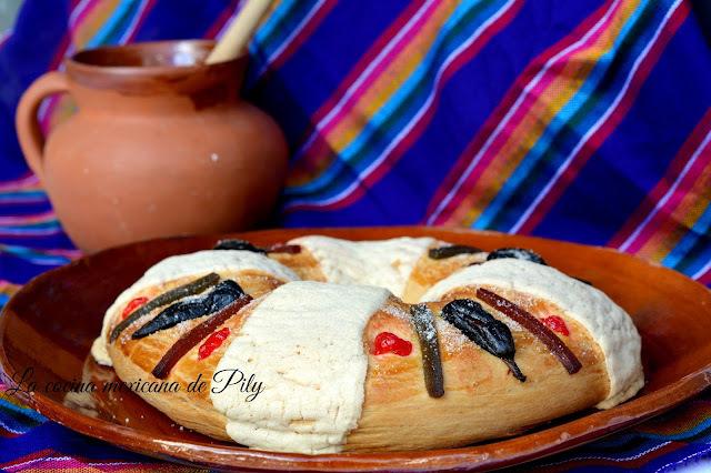 Rosca de Reyes y ¿Porqué oro, incienso y mirra?