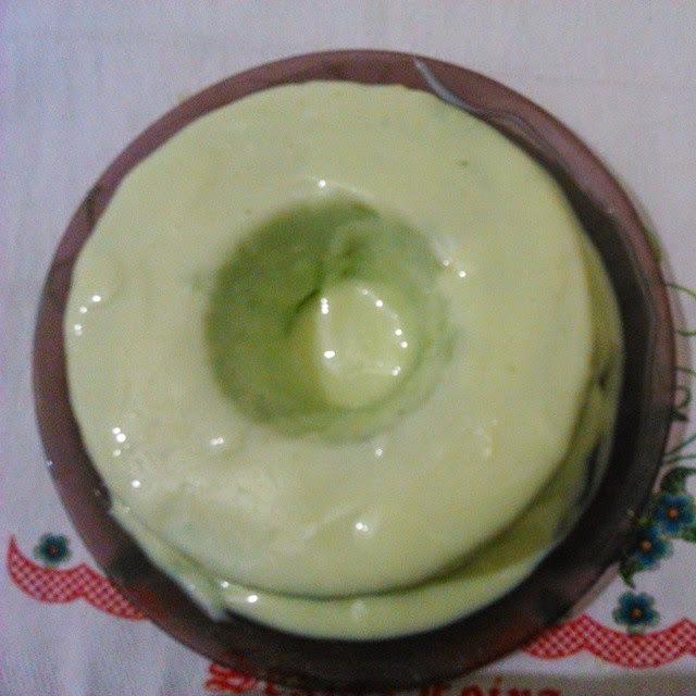 cobertura para bolo de limão com tang