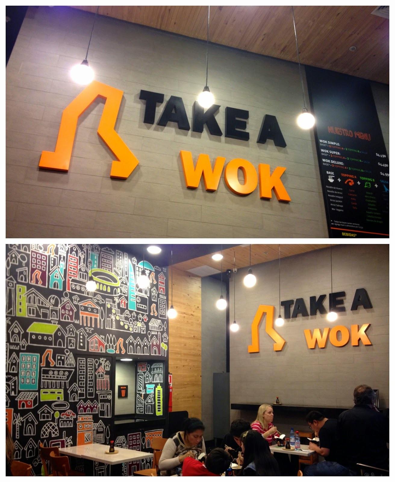 Recomiendo: Take a Wok, Noodle Bar