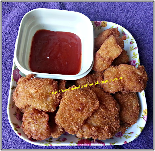 fish fillet dip sauce