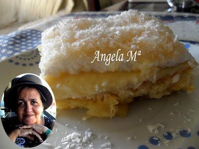 BOLO DE ABACAXI NA FORMA (Angela Azevedo) - COZINHA DOS AMIGOS