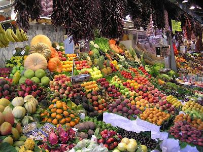 Saiba Como Escolher as Melhores Frutas Na Hora da Compra!!!