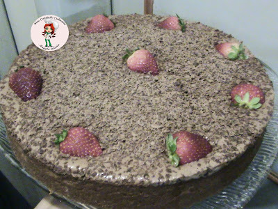 Torta Duo Brigadeiro