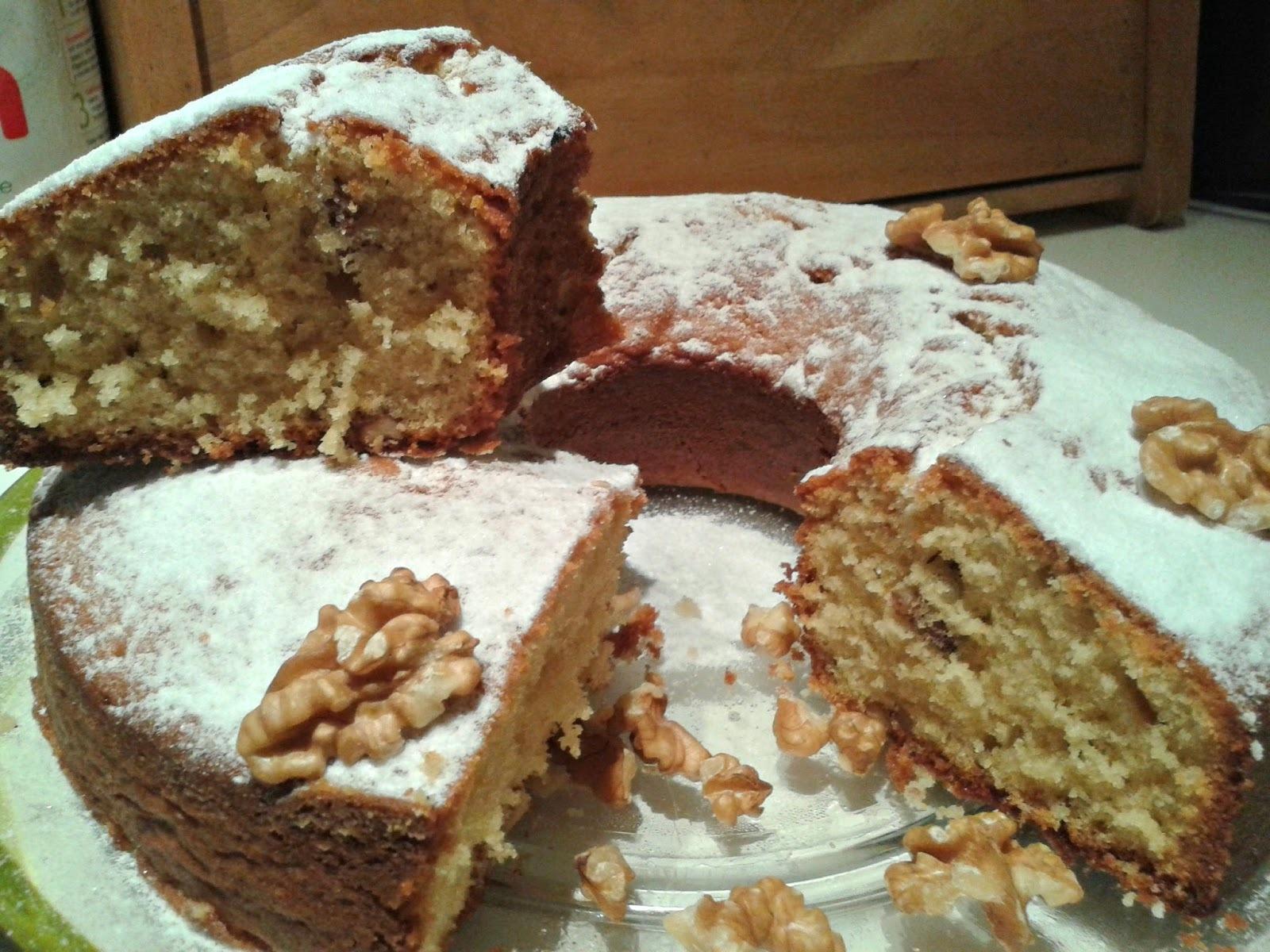 """MAPLE """"BUNDT"""" CAKE (versión 2)"""