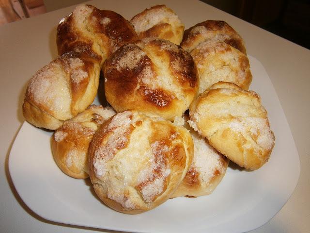 de pan dulce facil y economico