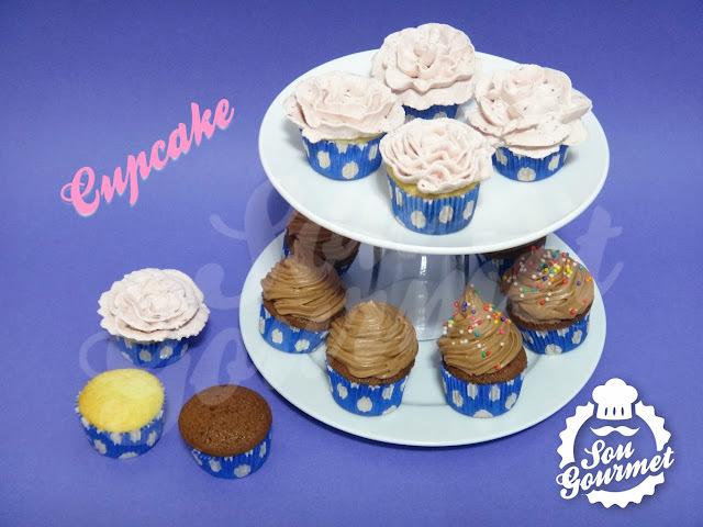 Cupcakes na Máquina de Cupcake / Cupcake Maker