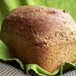 Pão Doce com Sementes de Trigo
