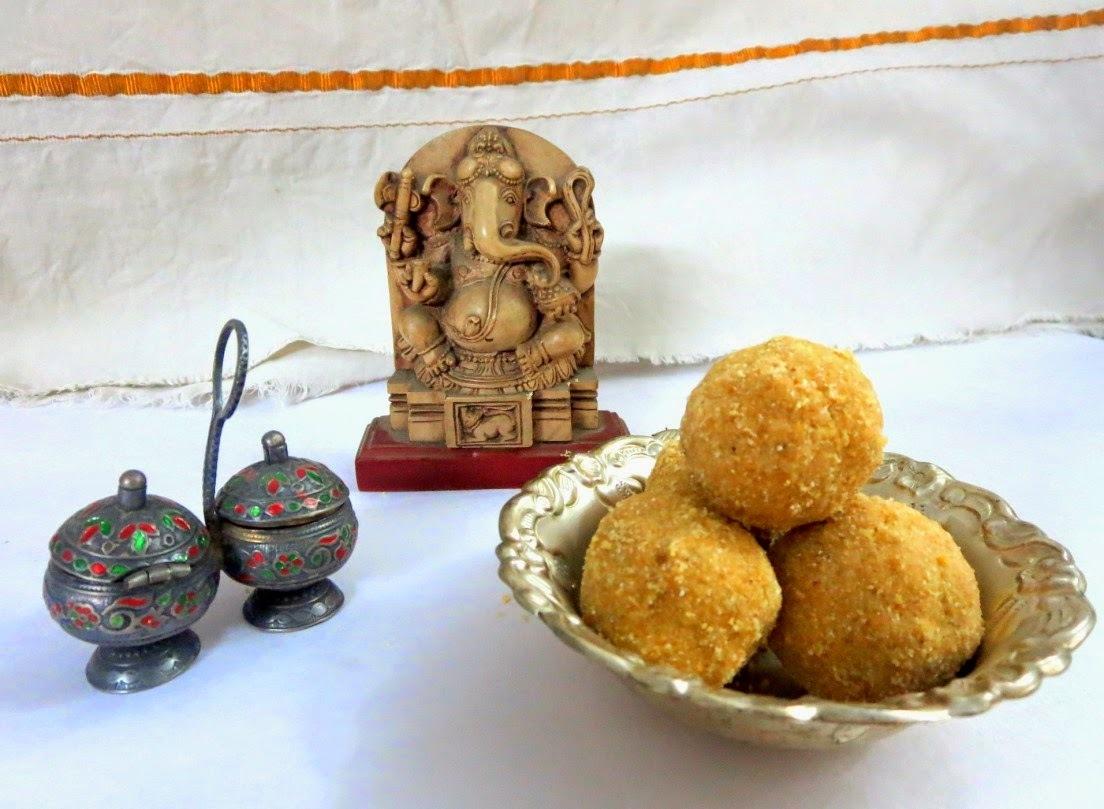 Sunnundalu | Vinayaka Chaturthi 2014 Recipes