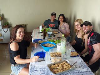 Almoço Maromba