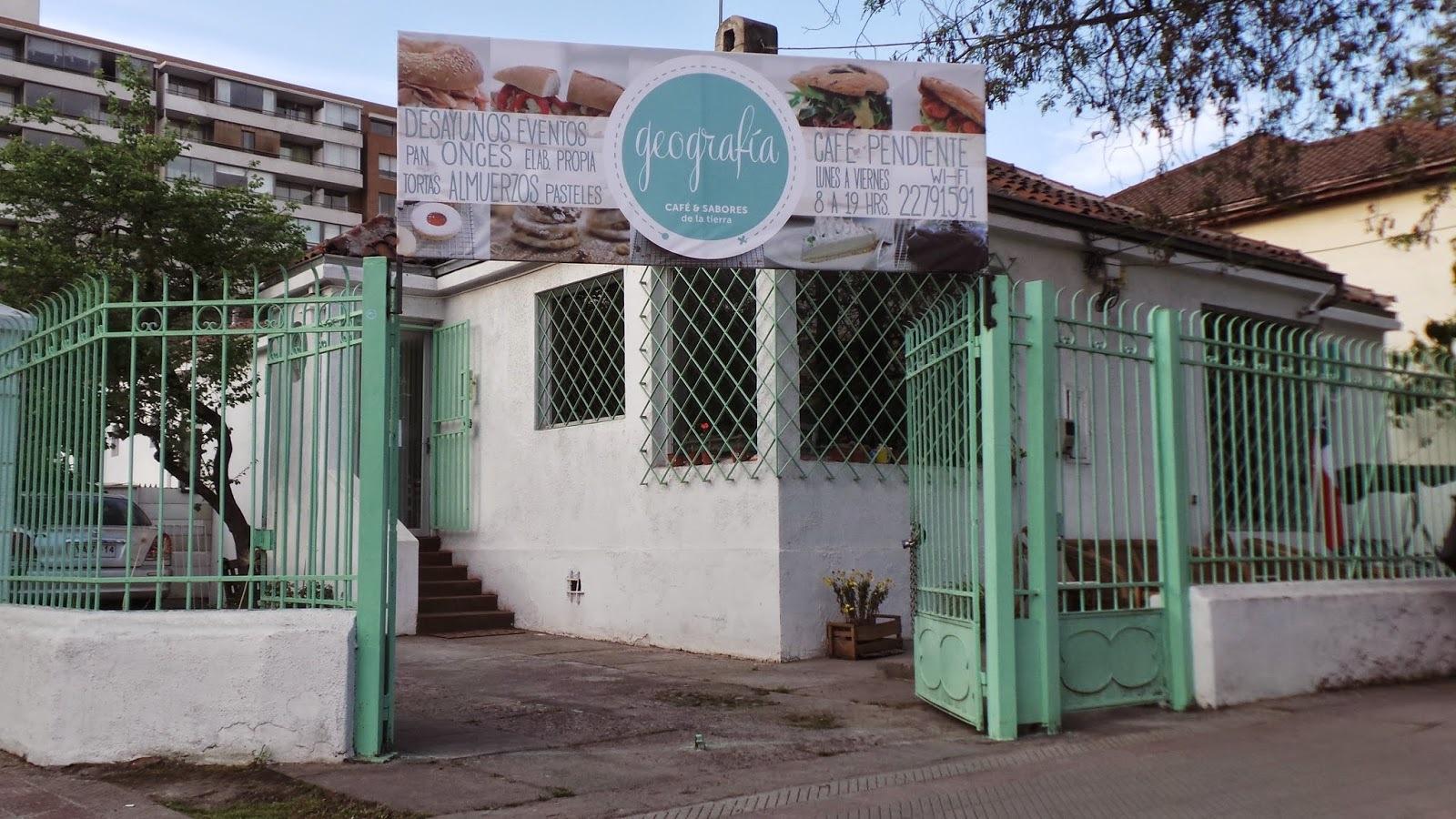 Café Geografia: Un amor de café!