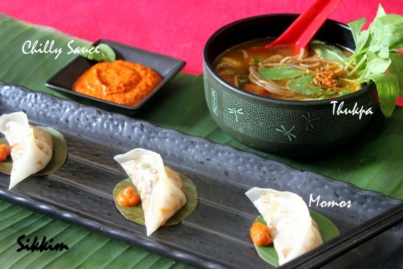 momo soup