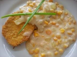 Creme de milho (tradicional, sem lactose, trigo e creme de leite, light e gordinho)