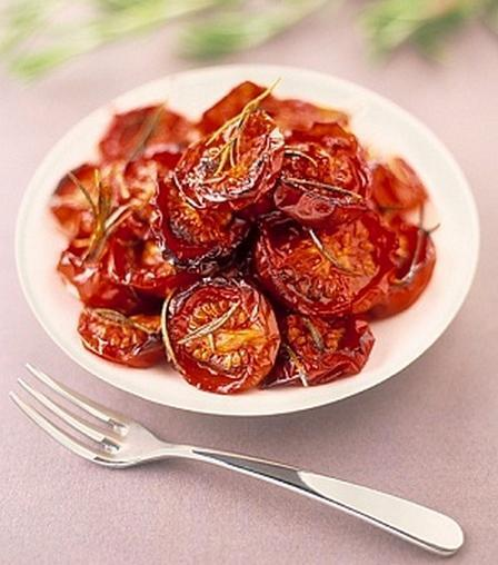 Como hacer tomate confitado casero y facil