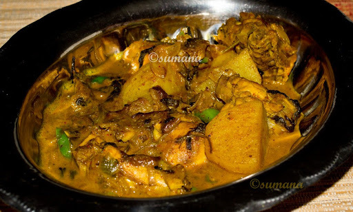 Chicken Vindaloo – a Goan delight