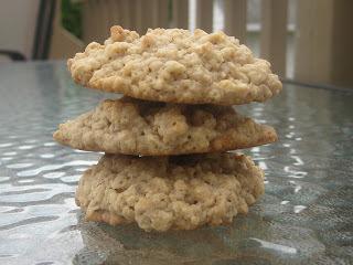 Biscuits à l'avoine à l'ancienne