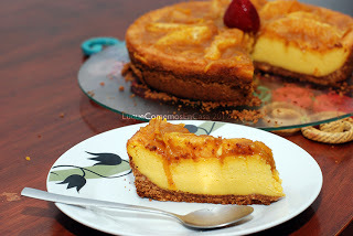 Cheese-Cake de Auyama