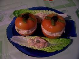 recetas yucatecas-Tomates rellenos