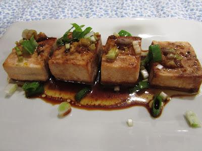 molhos para temperar tofu