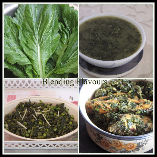 Cooking With Lai /Brassica juncea