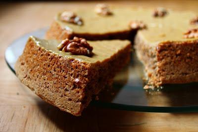Gâteau aux noix simple et rapide