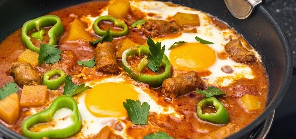 Ojja tunisienne (la vrai recette)