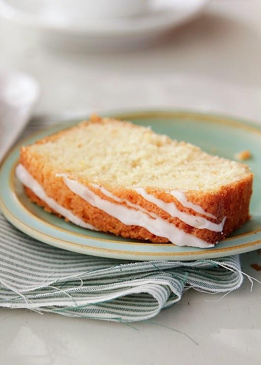 Triple lemon cake. Más limón imposible