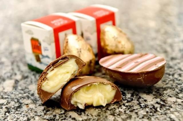Lucre na Páscoa com Mini ovos Recheados