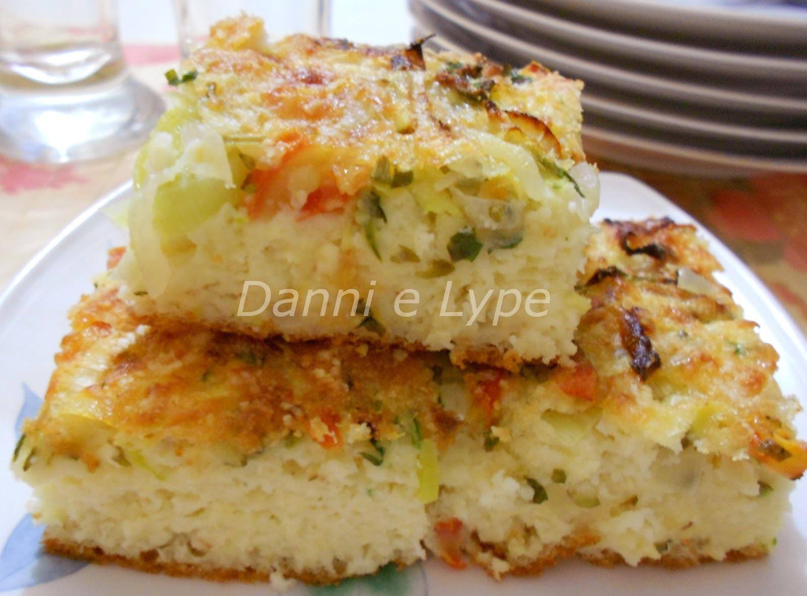 de torta de okara