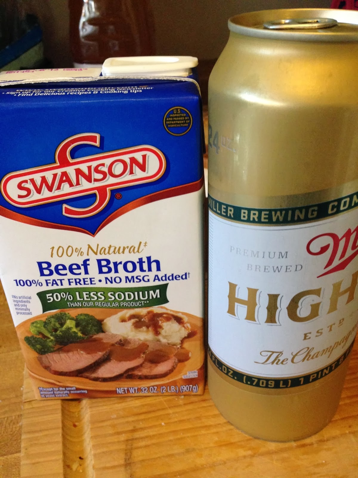 Recipe: Beer Beef Stew