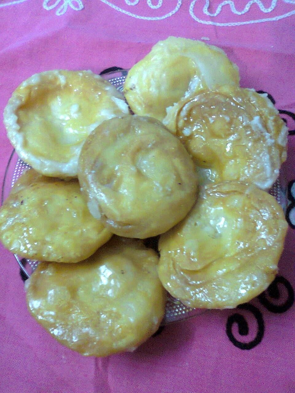 Sweet Pastry  – Khaja/Rosh Khaja In Bengali Style