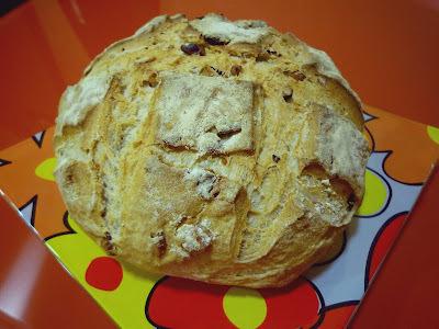 Pa de nous i panses (recepta molt fàcil)