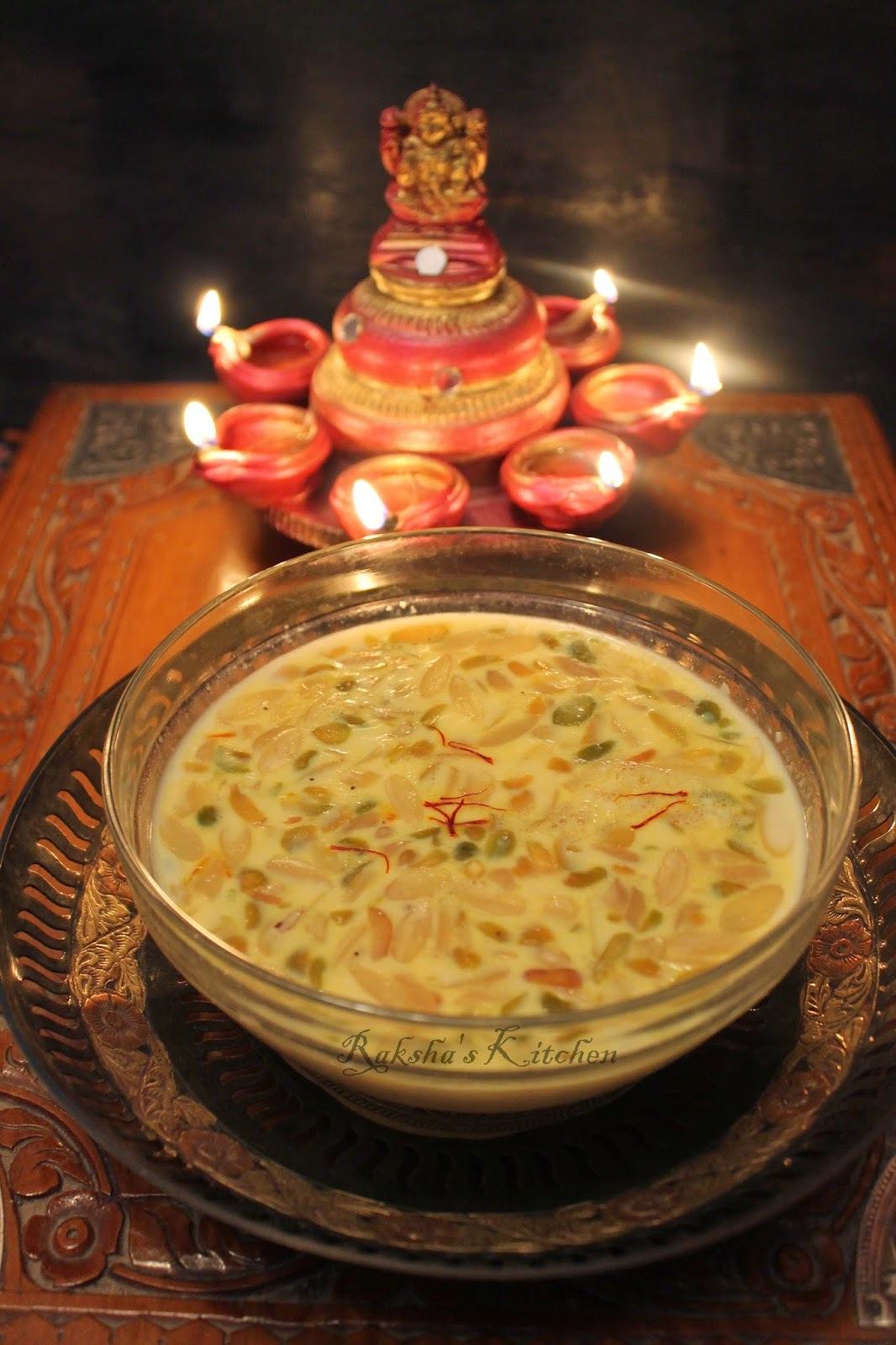Basundi | Rabdi Special SweetDish for Diwali