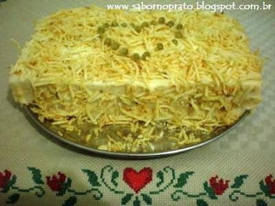 bolo de milho verde salgado simples