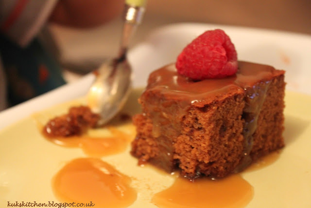 Sticky toffee pudding   |  featuring dates   |   Kukskitchen