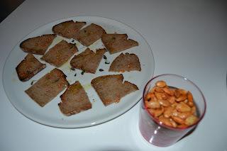 spansk dessert