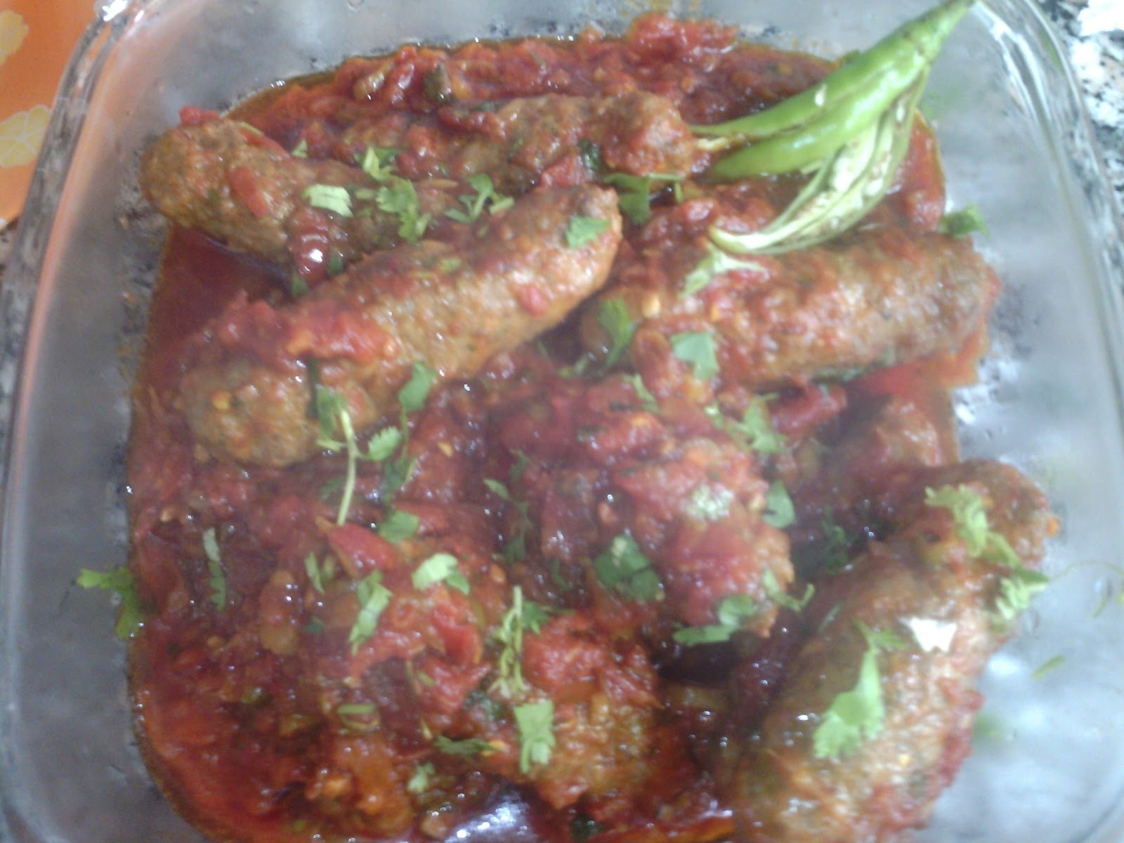 Handi Kabab (Kabob Curry)