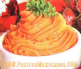 postres mexicanos-Aprende a preparar camote.
