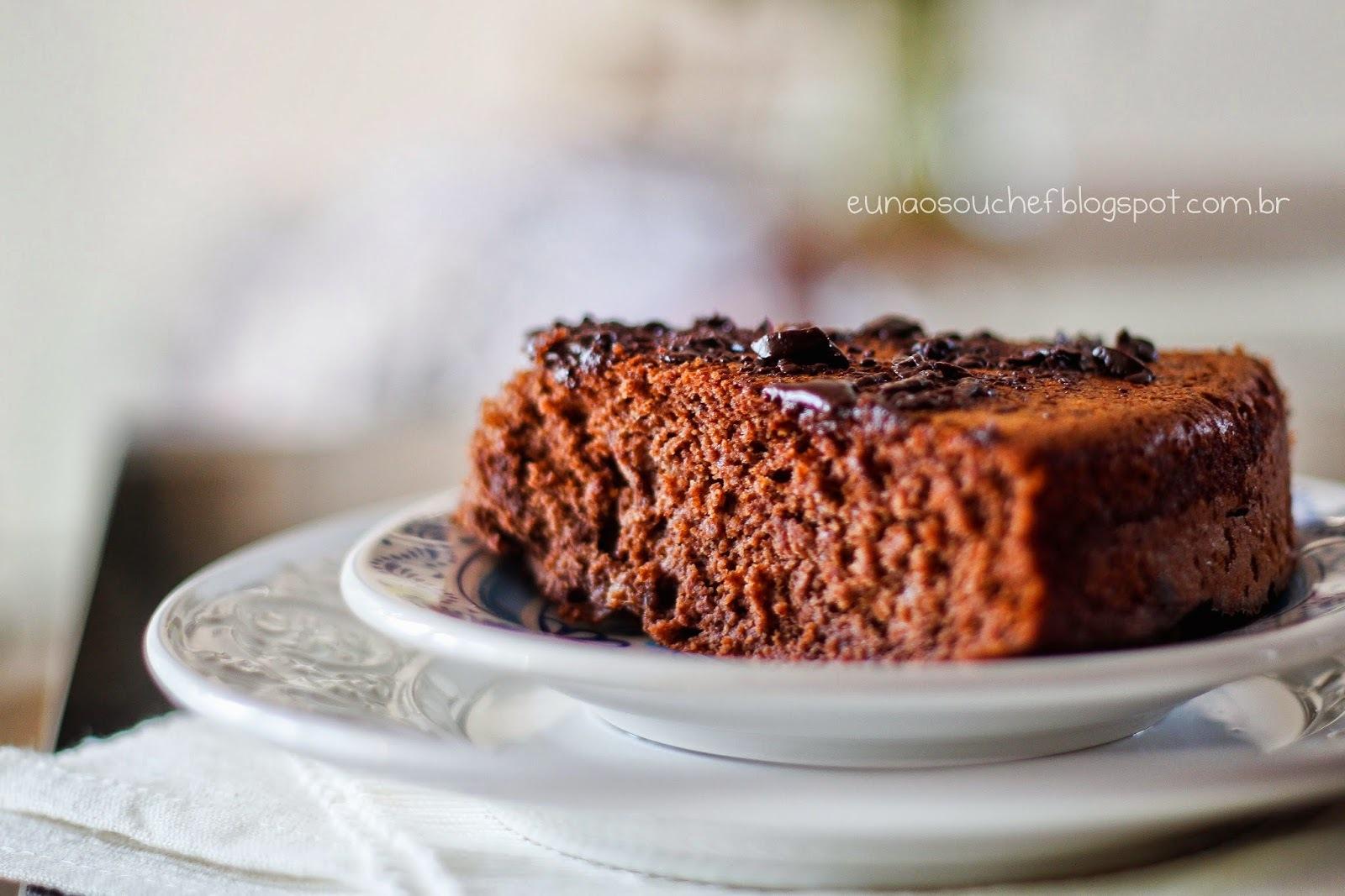 de bolo de milho verde natural cremoso