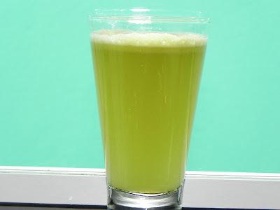 Sucos: Maçã Verde com Água de Coco