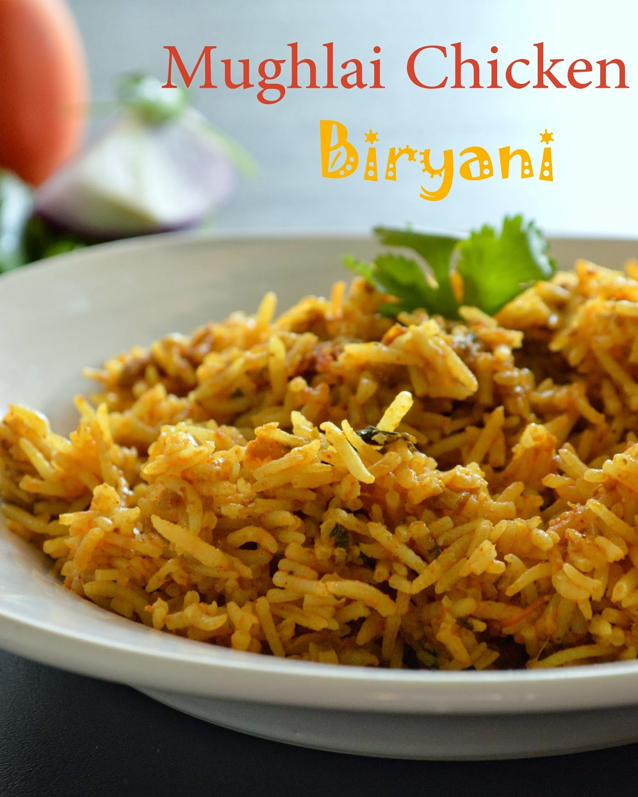 Mughal Biryani | How to make Mughal Biryani Recipe | Mughlai Chicken Biryani Recipe