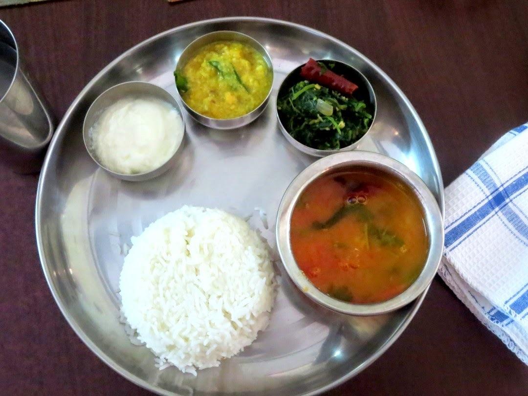 Poosanikai Kootu, Keerai Poriyal ~ Tamil Nadu Style | Lunch Box Series : LBS#74