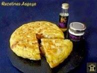 tortilla de acelga y arroz