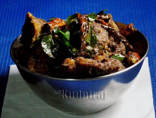 Chicken Kadipattha Fry