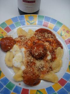 molho branco para ravioli de queijo