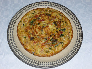 Tortilla de huevo