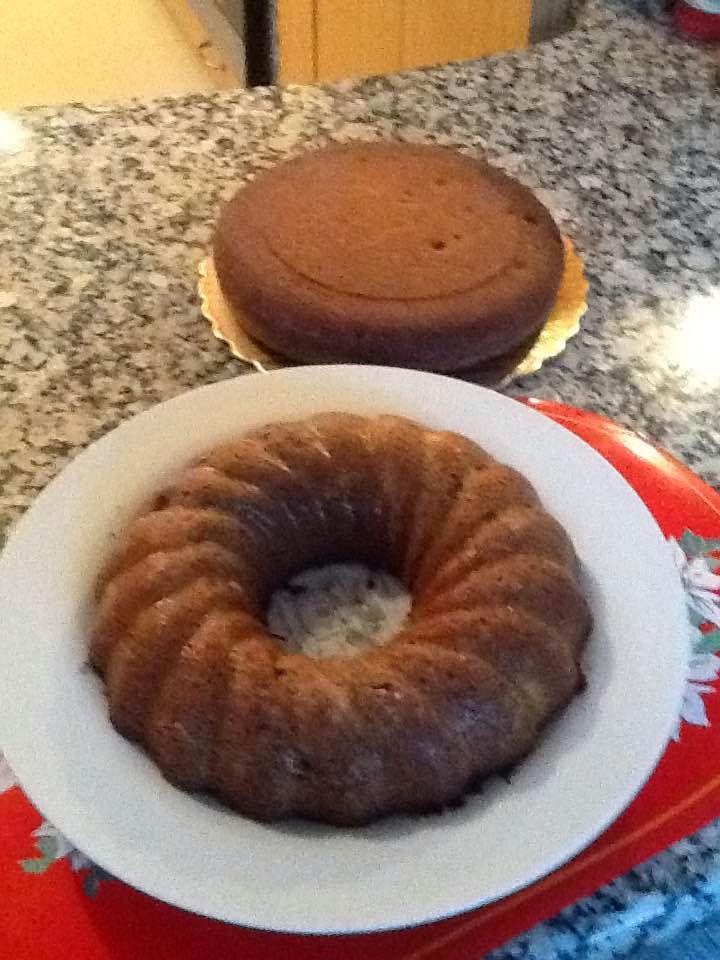 TORTA DE FRUTAS (CHRISTMAS CAKE)