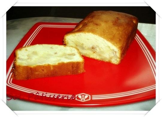 bolo pão de ló em forma quadrada