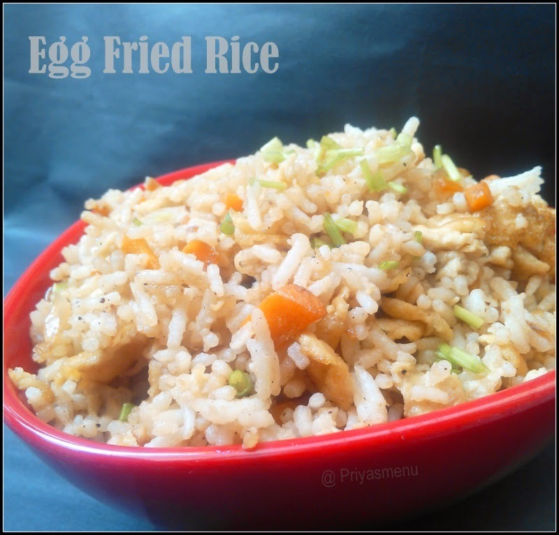 Egg Fried Rice & Foodpanda Experience !